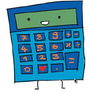 Fig 2.2.3. ilustrasi kalkulator