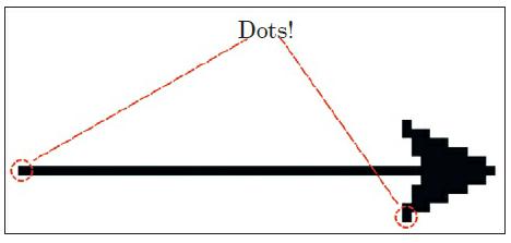 Fig 2.4.6. turtle piksel